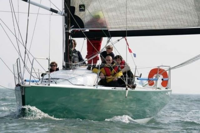French boats dominate windy RORC race | 2011 Race News