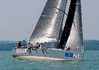 Anthony O'Leary's Ker 39, Antix, voted RORC Yacht of the Year 2014. Photo: RORC/Rick Tomlinson