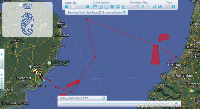North Sea Race 2015 - Tracking System