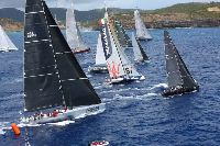 The start of the 7th edition of the RORC Caribbean 600. Credit: RORC/Tim Wright/www.photoaction.com