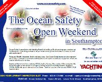 2013 Ocean Safety Event Poster