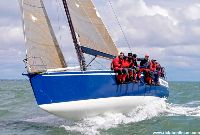 Mike Greville's Erivale III is leading IRC Three of the 2015 RORC Season's Points Championship - photo Rick Tomlinson